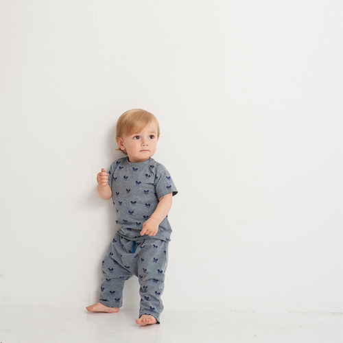 Soft gallery baby ashton t shirt minimiki rockin 39 billy - Deco slaapkamer baby meisje ...