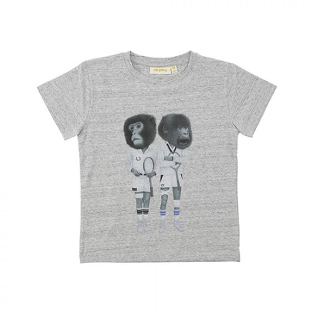 Soft Gallery Bass T-Shirt Monkeytennis