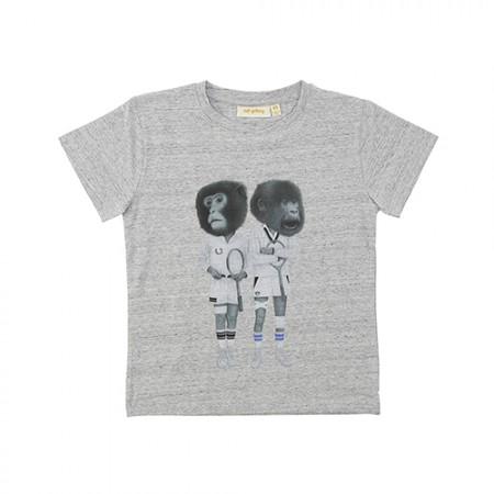 Soft Gallery Bass T-Shirt Monkeytennis