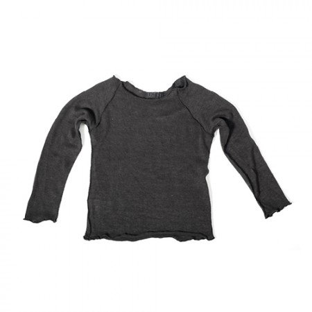 Just Bo Organic Hemp Shirt Black