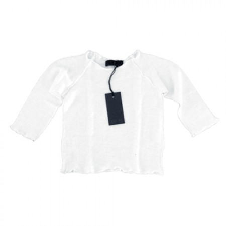 Just Bo Organic Hemp Shirt White