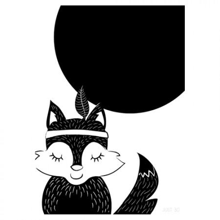Just Bo Poster 'Fox'