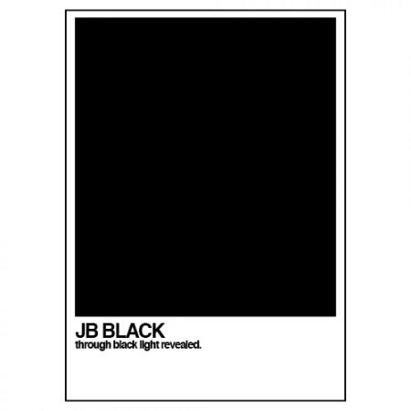 Just Bo Poster 'JB Black'