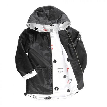 Loud Apparel Mac Windbreaker Jacket