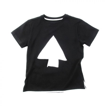 Loud Apparel Madoc T-Shirt Black