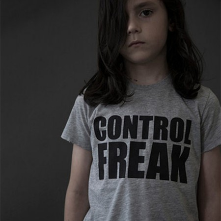 NUNUNU Control Freak T-Shirt