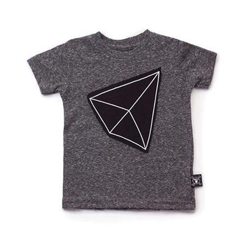 Nununu geometric patch t shirt rockin 39 billy - Deco donker gang ...