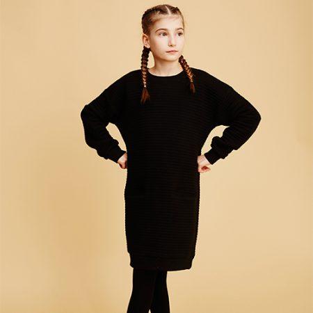 Soft Gallery Apple Dress AOP Line Quilt