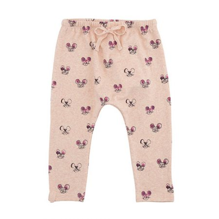 Soft Gallery Haily Pants AOP Mousey Pink