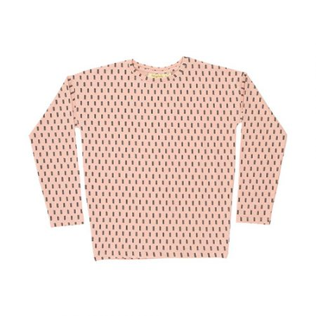 Soft Gallery Lilou LS T-Shirt AOP Twin