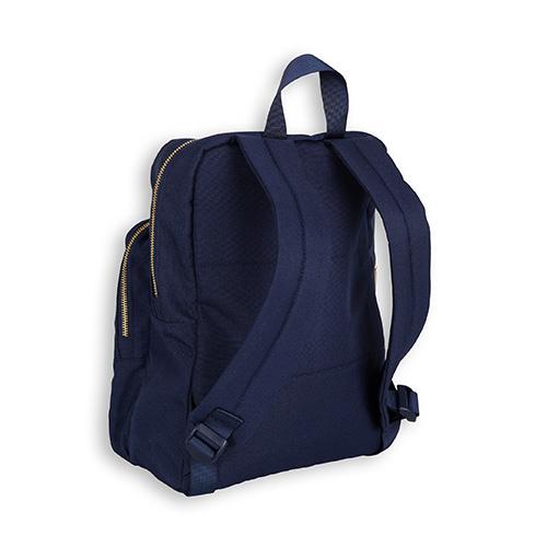 380049b386a6 Mini Rodini Panda Backpack Dark Blue Mini Rodini Panda Backpack Dark Blue