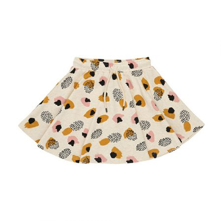 Soft Gallery Corinne Skirt AOP BLOT