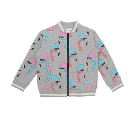 Gardner and the Gang Track Suit Jacket Helmut Flamingo
