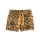 Mini Rodini Leopard Sweatshorts