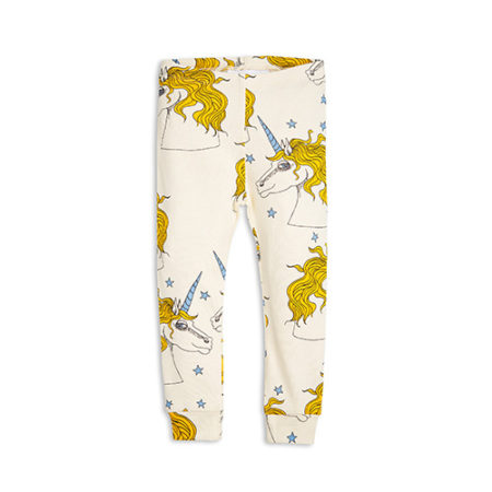 Mini Rodini Unicorn Star Leggings