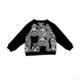 Filemon Kid Baseball Jacket Pandas