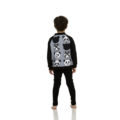 Filemon Kid Baseball Jacket Pandas