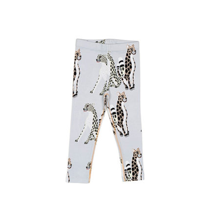 Filemon Kid Leggings Cheetahs AOP Micro Chip