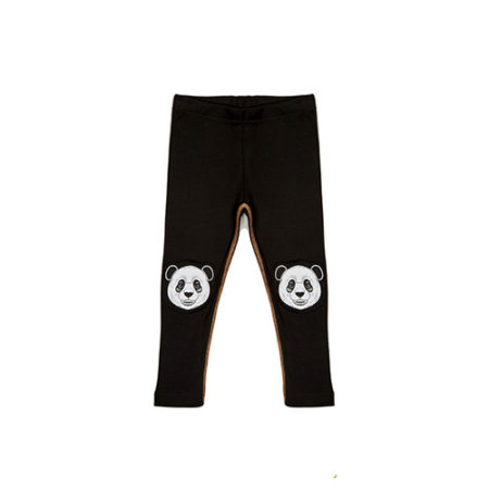 Filemon Kid Leggings Panda Knees