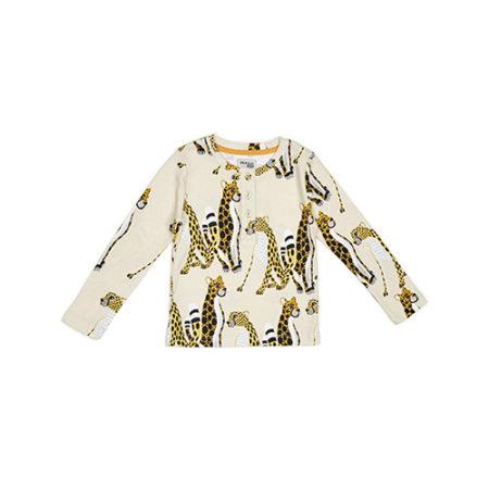 Filemon Kid Longsleeve T-shirt Cheetahs AOP