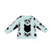 Filemon Kid Reversible Sweatshirt Panda AOP