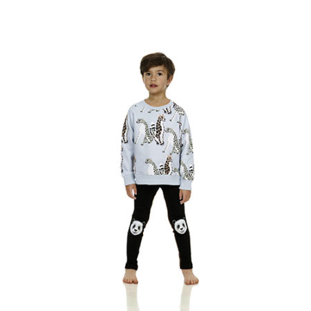 Filemon Kid Sweatshirt Cheetahs AOP