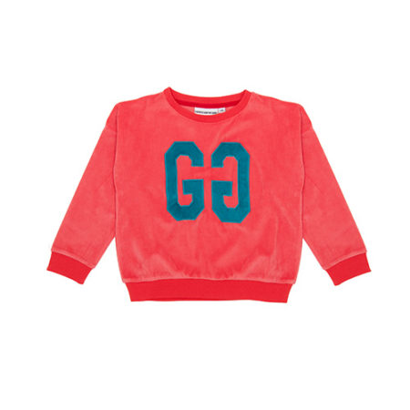 Gardner and the Gang Velour Sweatshirt GG