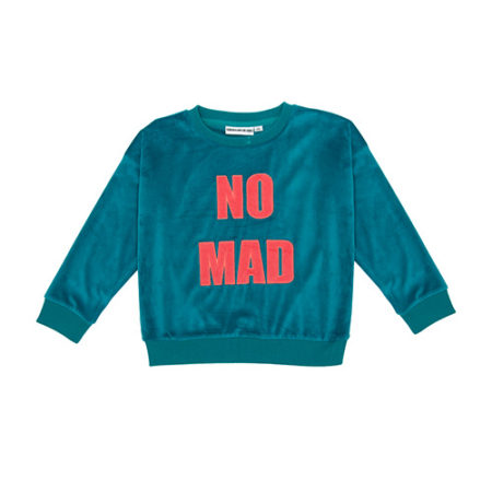 Gardner and the Gang Velour Sweatshirt Nomad