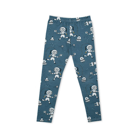 Raspberry Republic Leggings Space Explorers