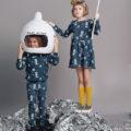 Raspberry Republic Leggings Space Explorers
