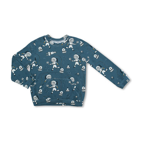 Raspberry Republic Sweatshirt Space Explorers