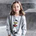 Tao and Friends Sweatshirt Lemuren