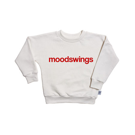 Tough Cookie Moodswings Mom Sweater