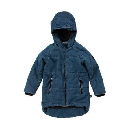 NUNUNU Denim Coat