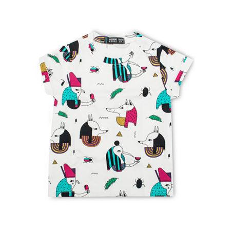 Raspberry Republic Pharaoh Popsicle Short Sleeve T-Shirt