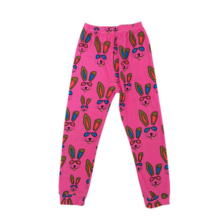 Gardner and the Gang Baggy Leggings Benny Bunny