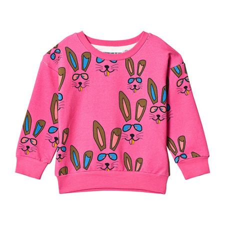 Gardner and the Gang Classic Sweater Benny Bunny