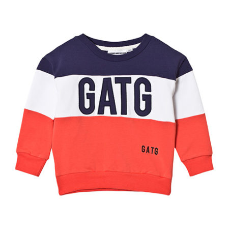 Gardner and the Gang Classic Sweater GATG Multi