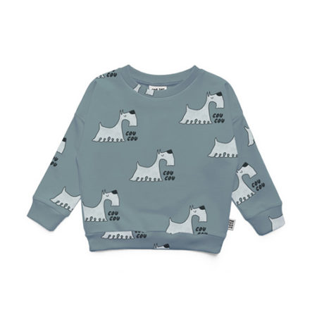 One Day Parade Scotty AOP Sweater