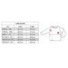 One Day Parade Size Chart Longsleeve